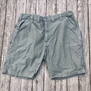 Carhartt cargo shorts men's 44